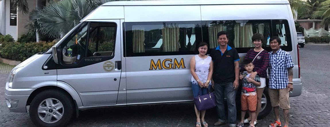 Xe 16 chỗ MGM
